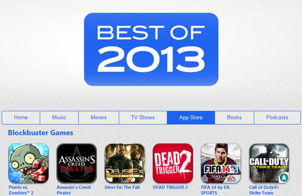 Apple Best Of 2013
